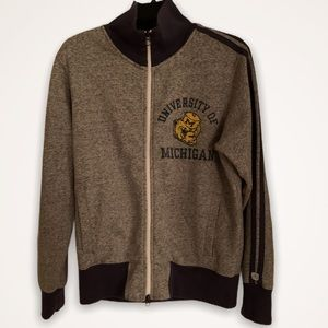Vintage University of Michigan jacket size small